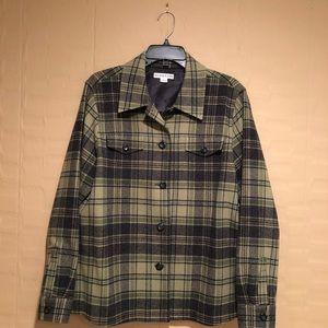 Pendleton Shirt Jacket & Matching Top